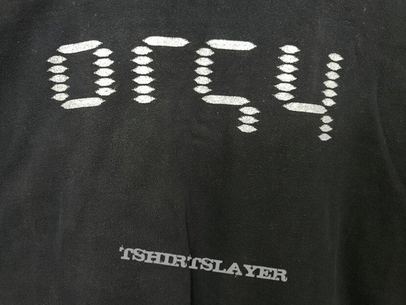 Orgy - tour shirt 1999