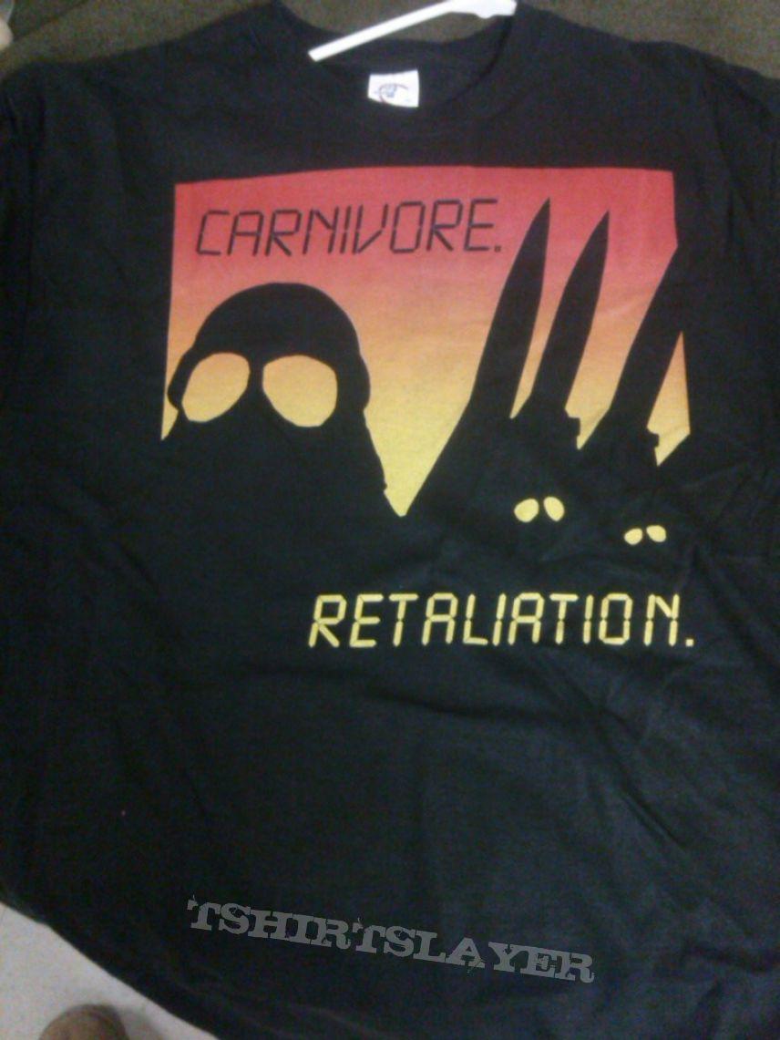 carnivore retaliation
