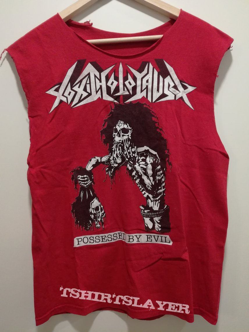 Toxic Holocaust - Possessed by Evil size M sleeveless