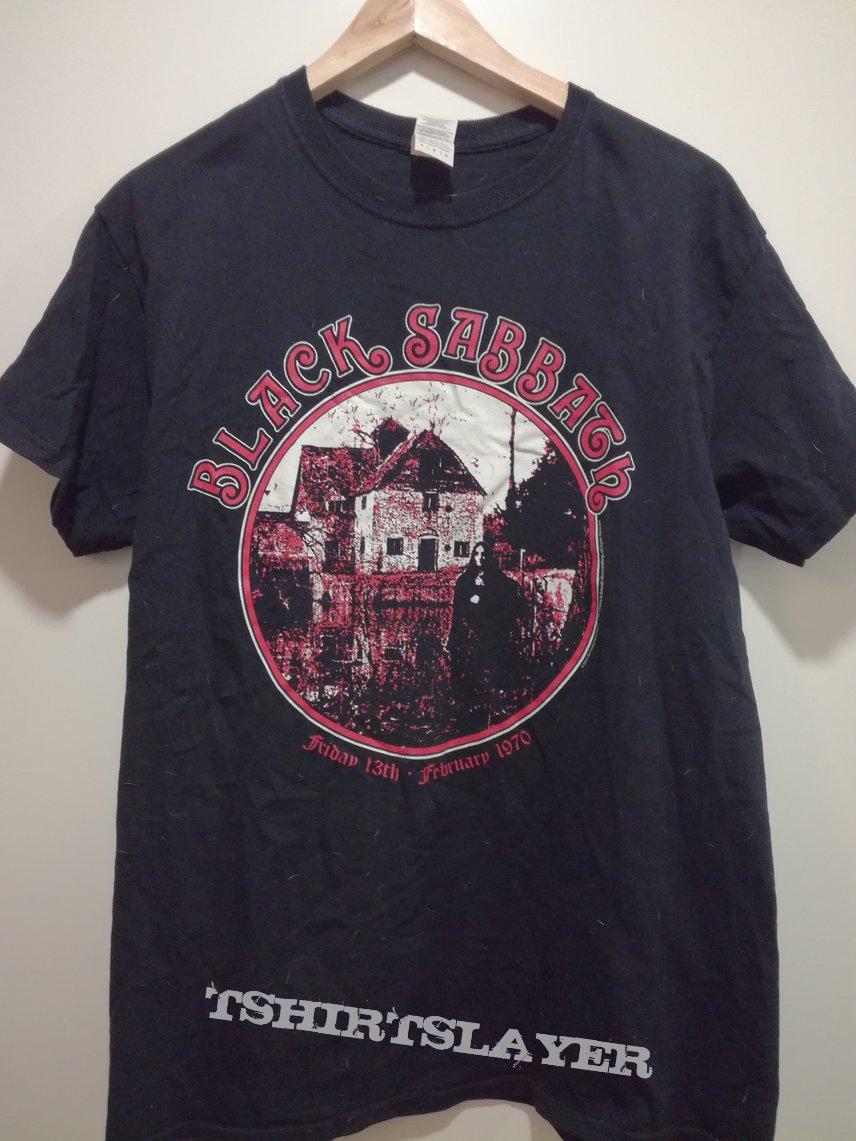 Black Sabbath S/T size M TS