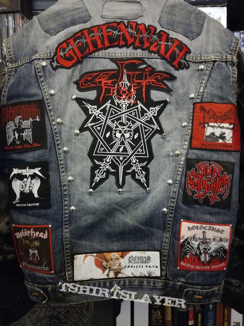 Traditional Metal Vest