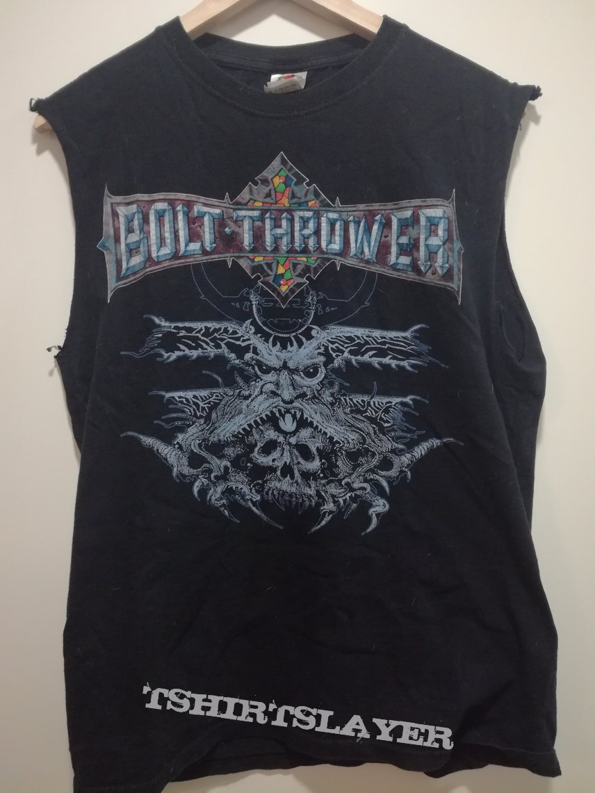 Bolt Thrower - Realm of Chaos size M STS