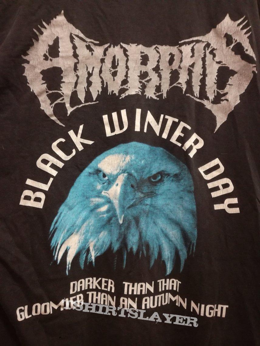 Amorphis - Black Winter Day vintage TS