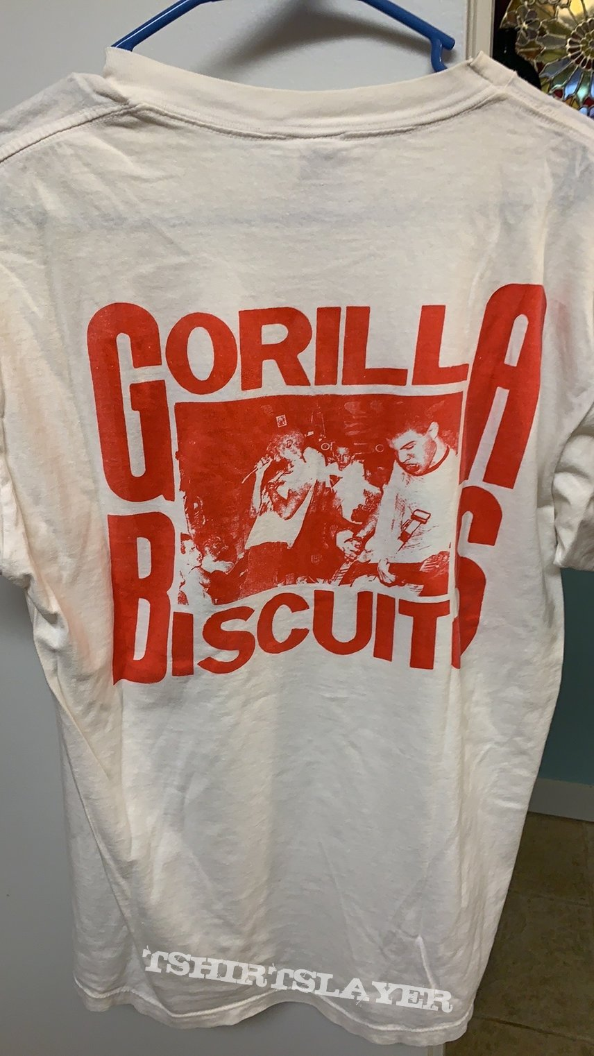 vintage shirt GB XL