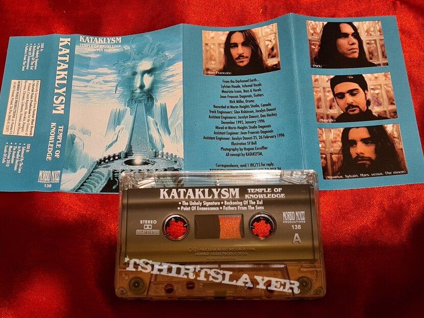 Kataklysm tape