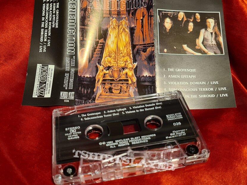 Benediction tape