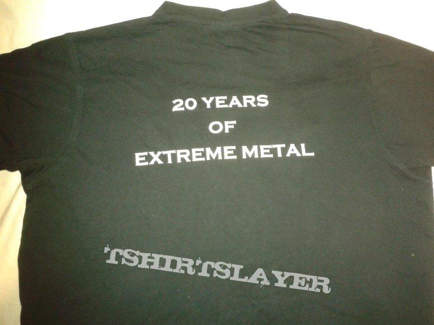 MYRSKOG 20 Years Of Extreme Metal