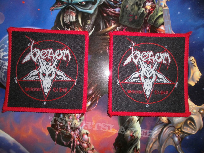 Patches for Metal Savage