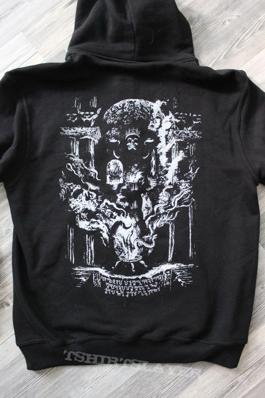 Lvcifyre zip hoodie