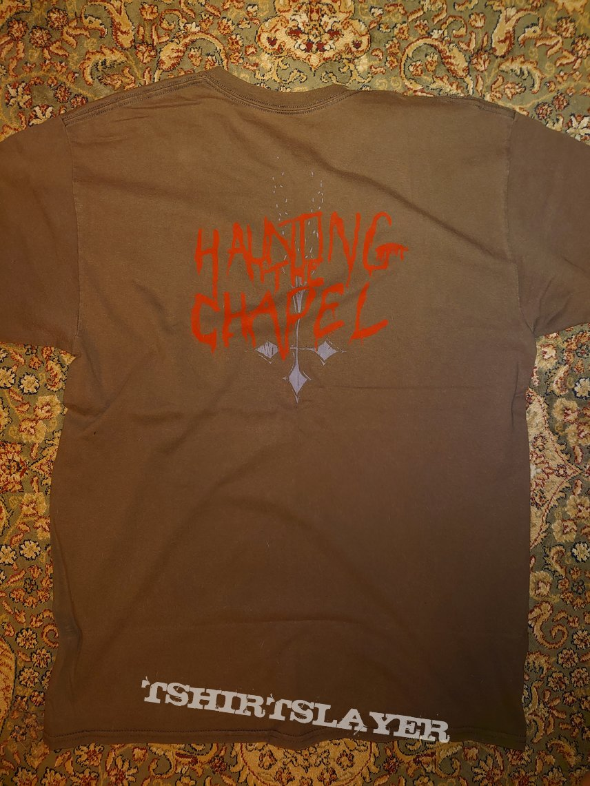 Slayer - Haunting the Chapel T-shirt