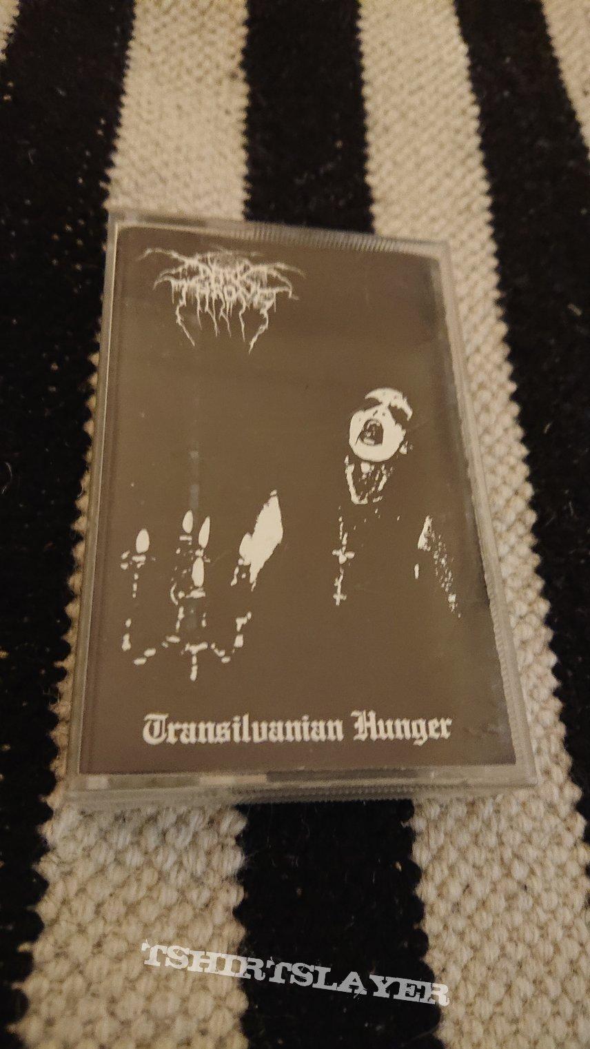 Darkthrone - Transilvanian Hunger tape