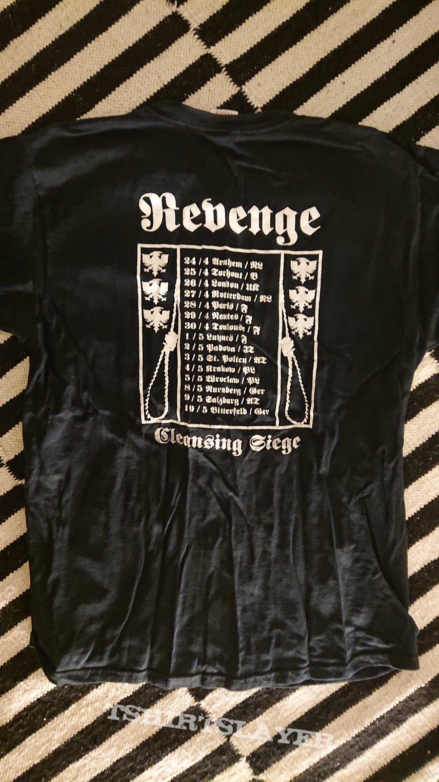 Revenge - Cleansing Siege T-shirt