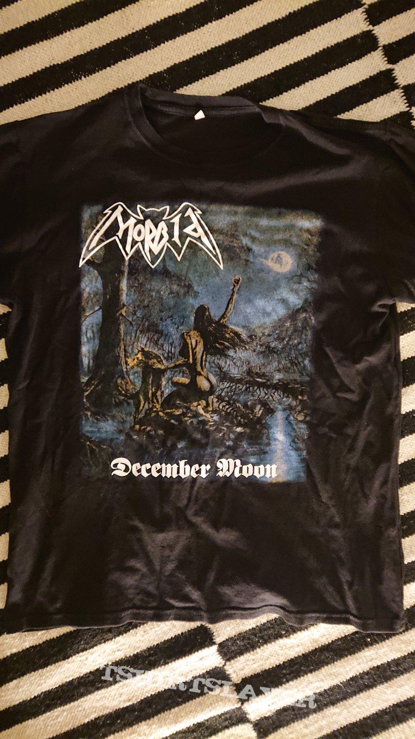 Morbid - December Moon T-shirt