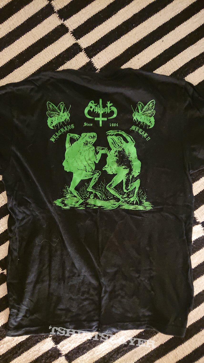 Sabbat - Born by Evil Blood T-shirt