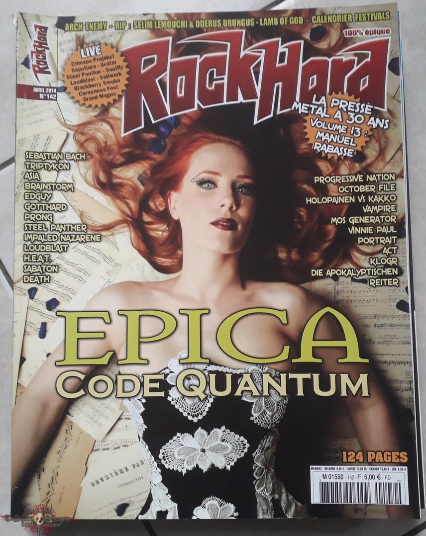 Rock Hard N 142