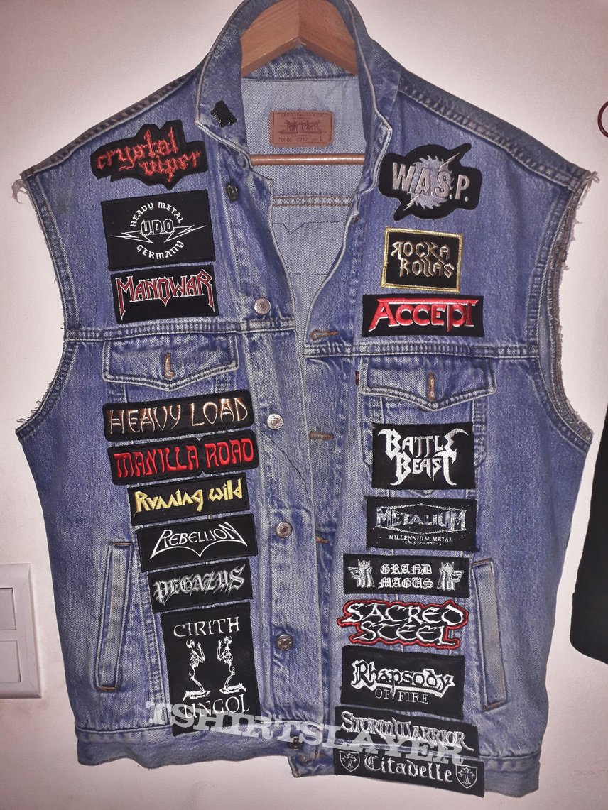 My Battle Jacket Heavy/Power Metal