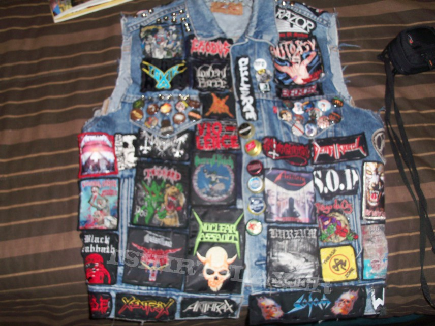 my new update vest