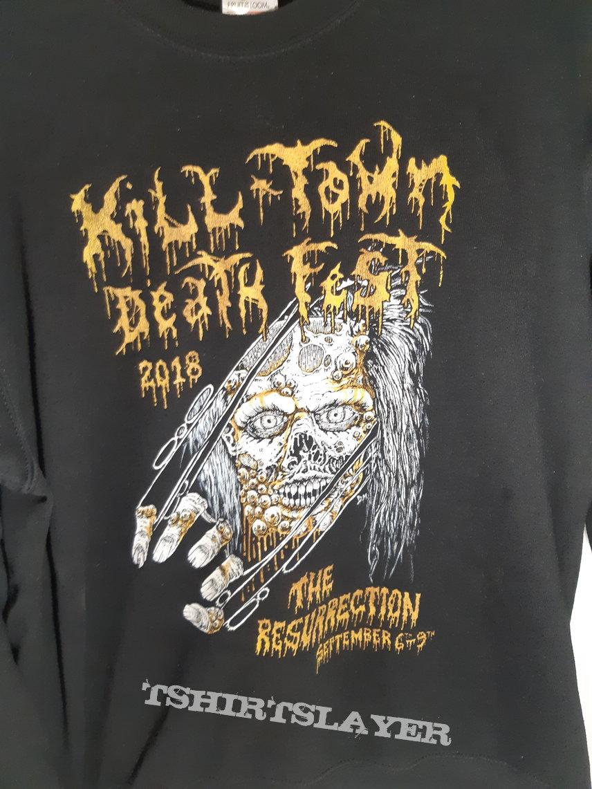 "Killtown Death-Fest - ""The Ressurection"" 2018 SWEAT"