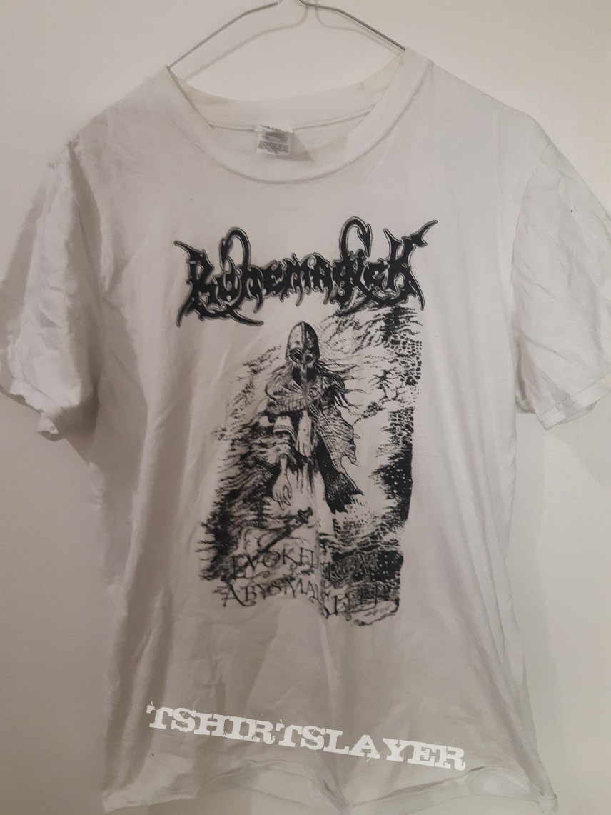 Runemagick - A Rising Fume of Returning Death TS white
