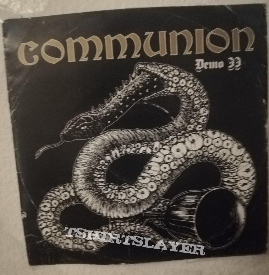 Communion 2nd Demo CD