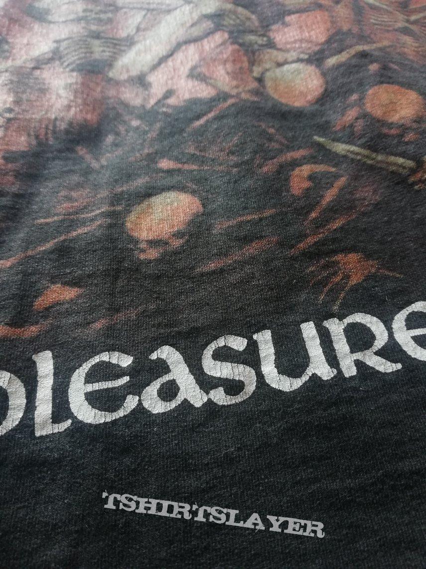 """Kreator """"Pleasure to Kill"""" size L"""