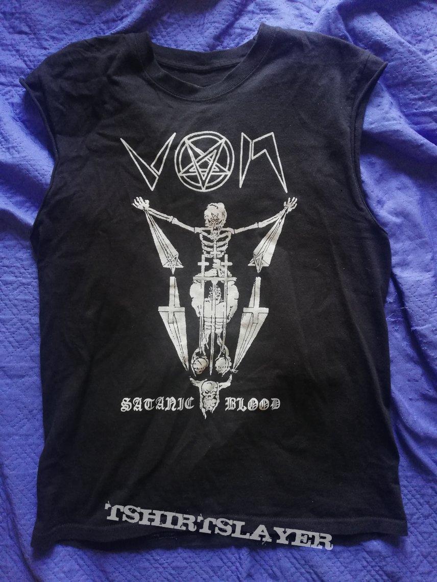 """VON """"Satanic Blood"""" size M"""
