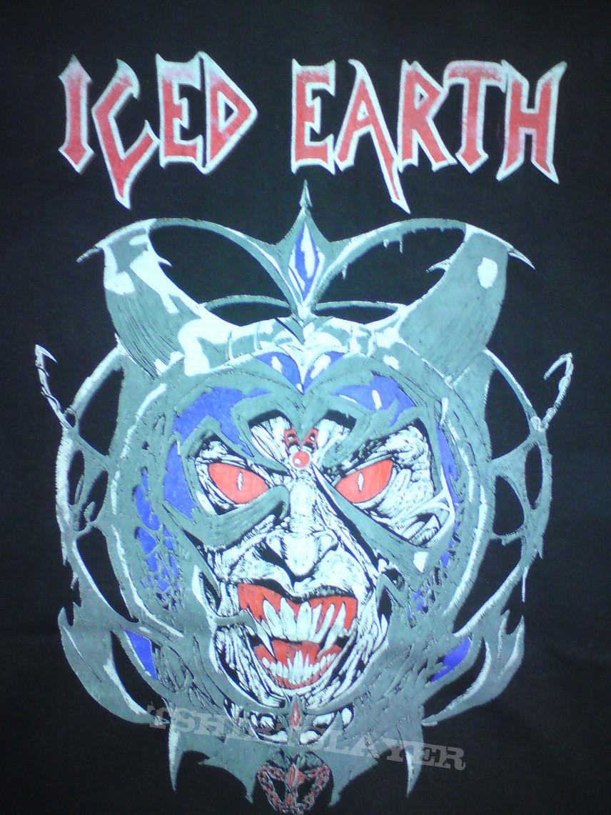 TShirt or Longsleeve - Iced Earth - Night of the Stormrider