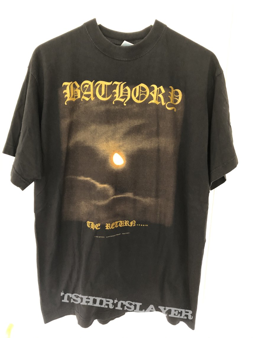 Bathory - The Return... 2001