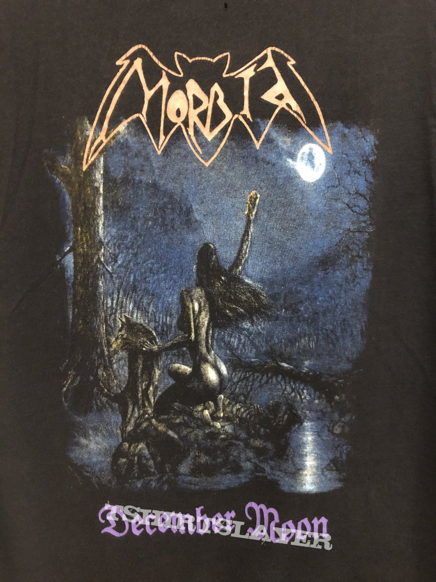 "Morbid ""December Moon"", TS, L"