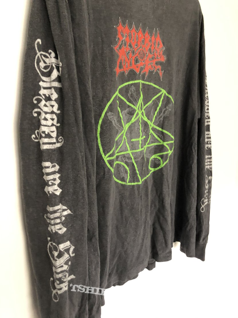 "Morbid Angel ""Blessed are the sick"",LS, L/XL"