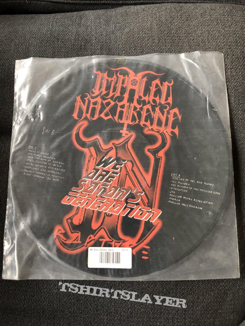 Impaled Nazarene - We are Satans generation
