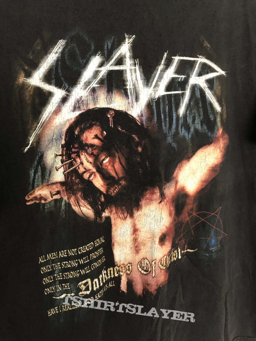 Slayer - God Hate Us All - US Tour