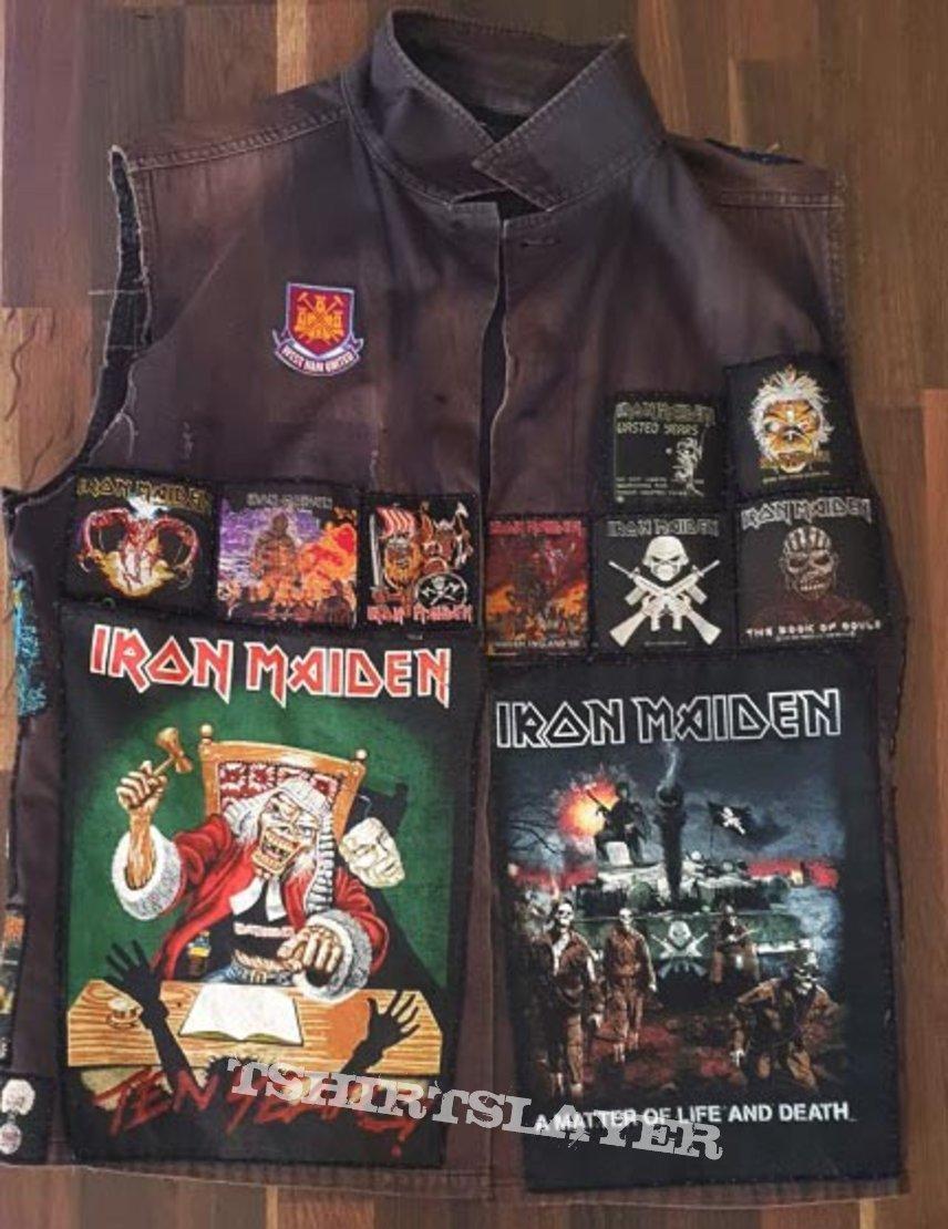 Iron Maiden Battle Jacket