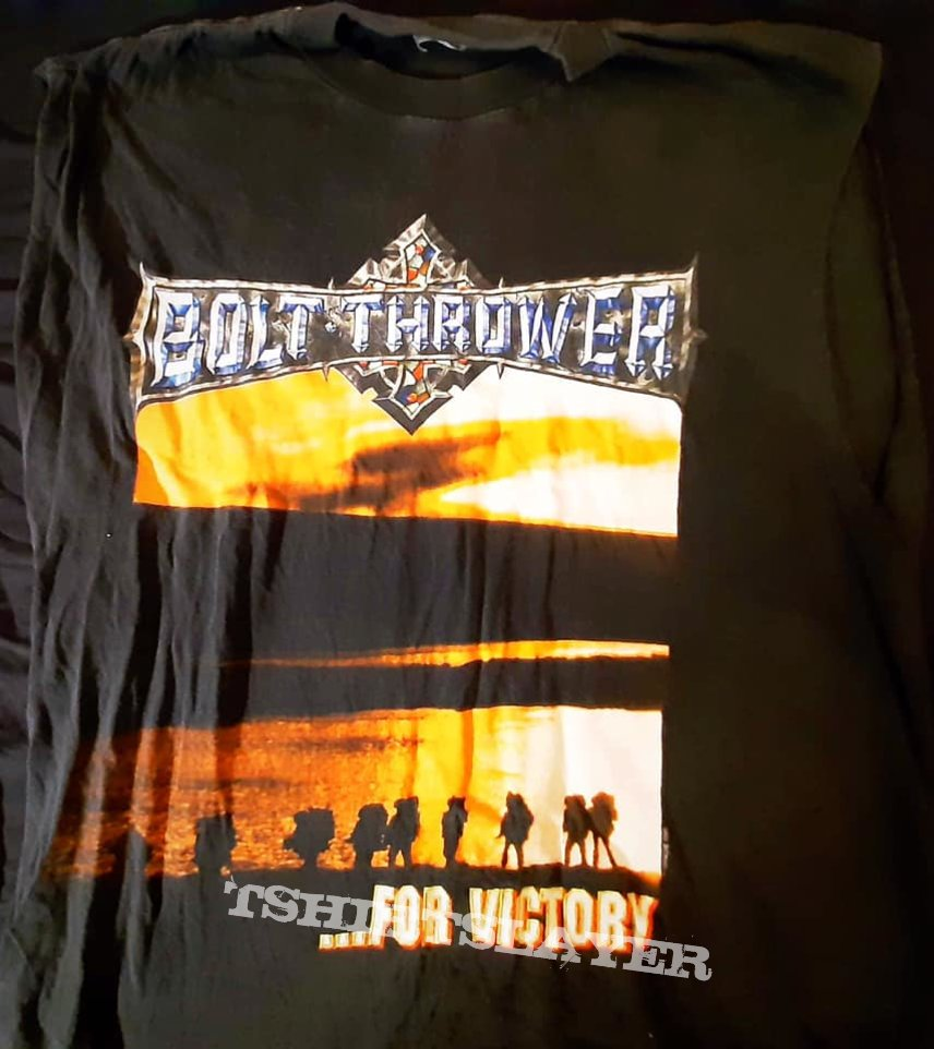 OG Bolt Thrower - For Victory/No guts no Glory
