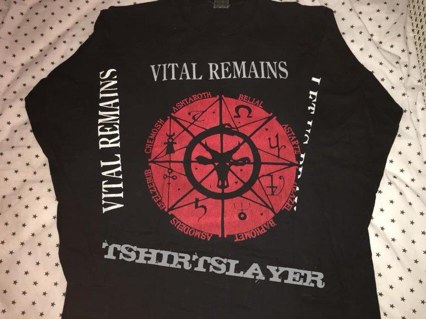 OG Vital Remains - Let us pray