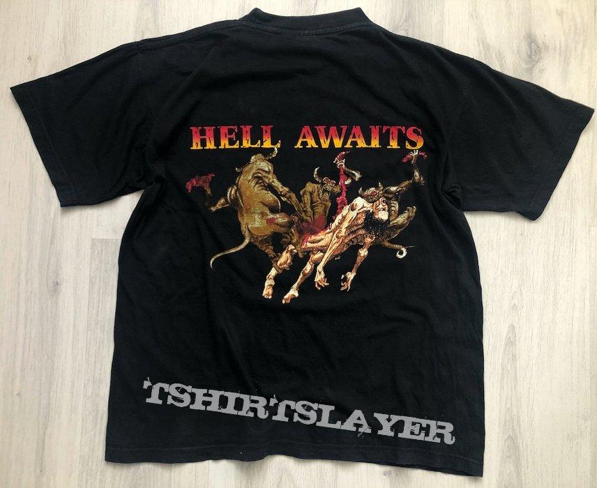 Slayer / Hell Awaits - 1991