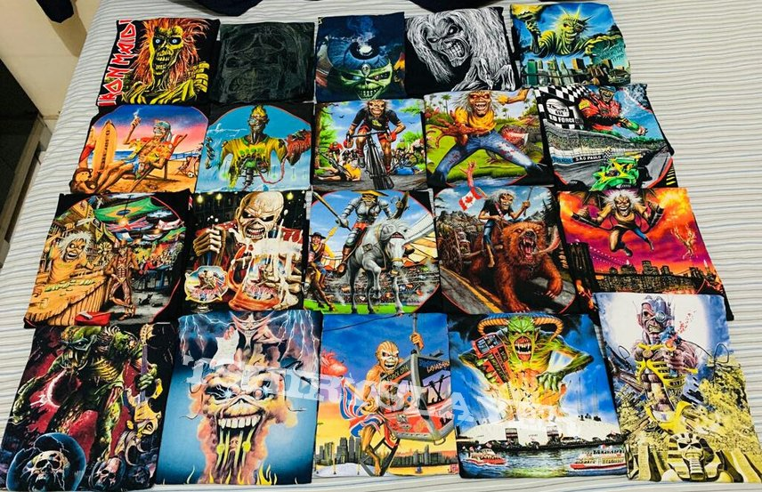 Iron Maiden Collection - Part I
