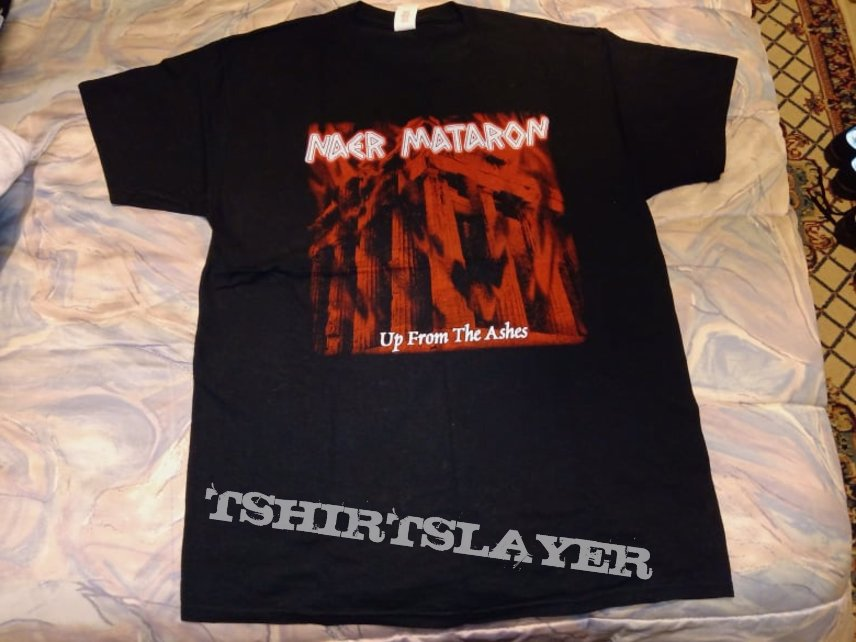 Naer Mataron ''Up From The Ashes'' tshirt