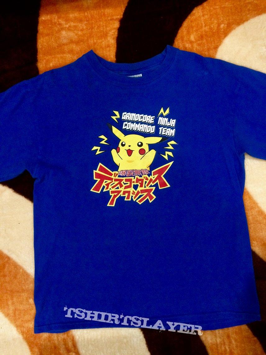 Discordance Axis Pikachu shirt