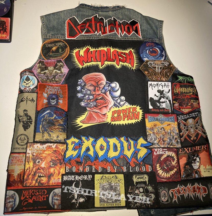 MorbidWaste's Battle Jacket