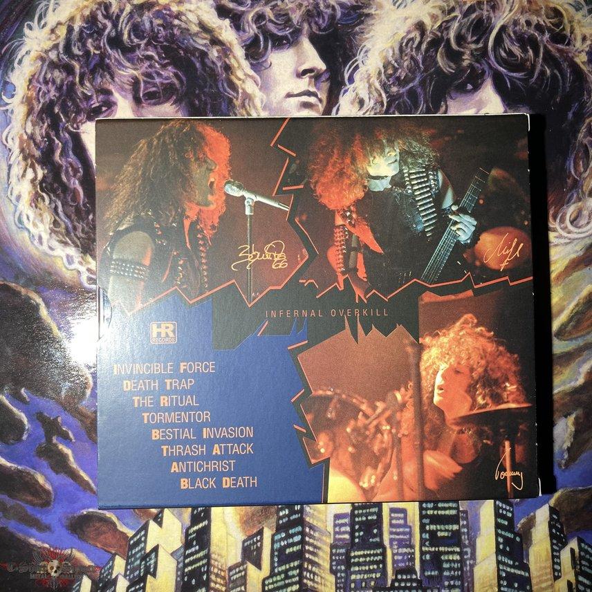Destruction - Infernal Overkill CD