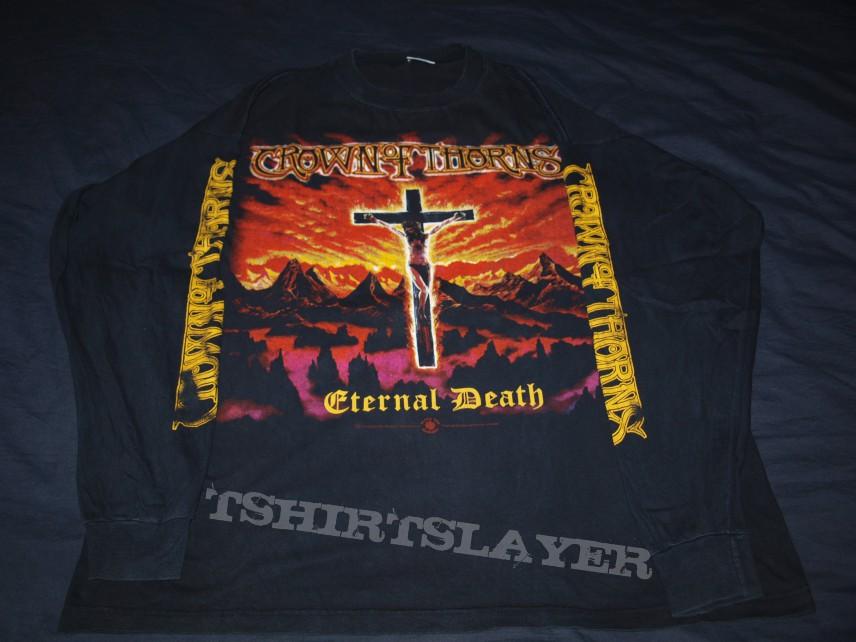 TShirt or Longsleeve - The Crown - Eternal Death LS