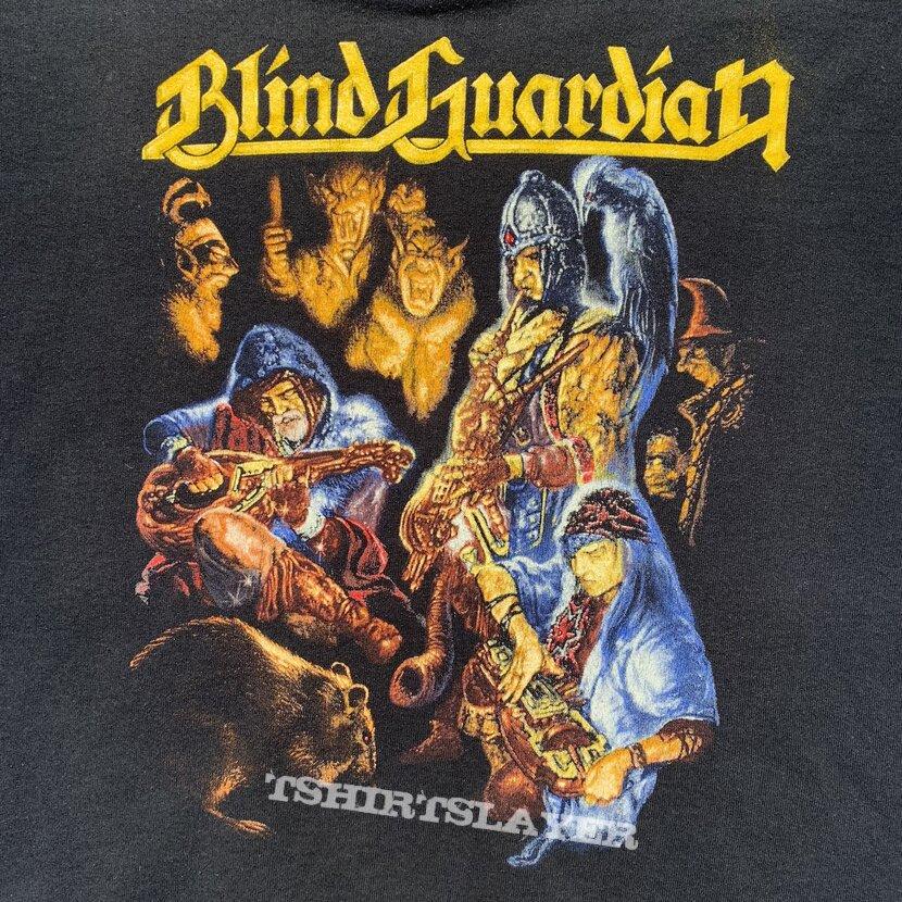 1992 Blind Guardian Journey Through The Dark Sweatshirt