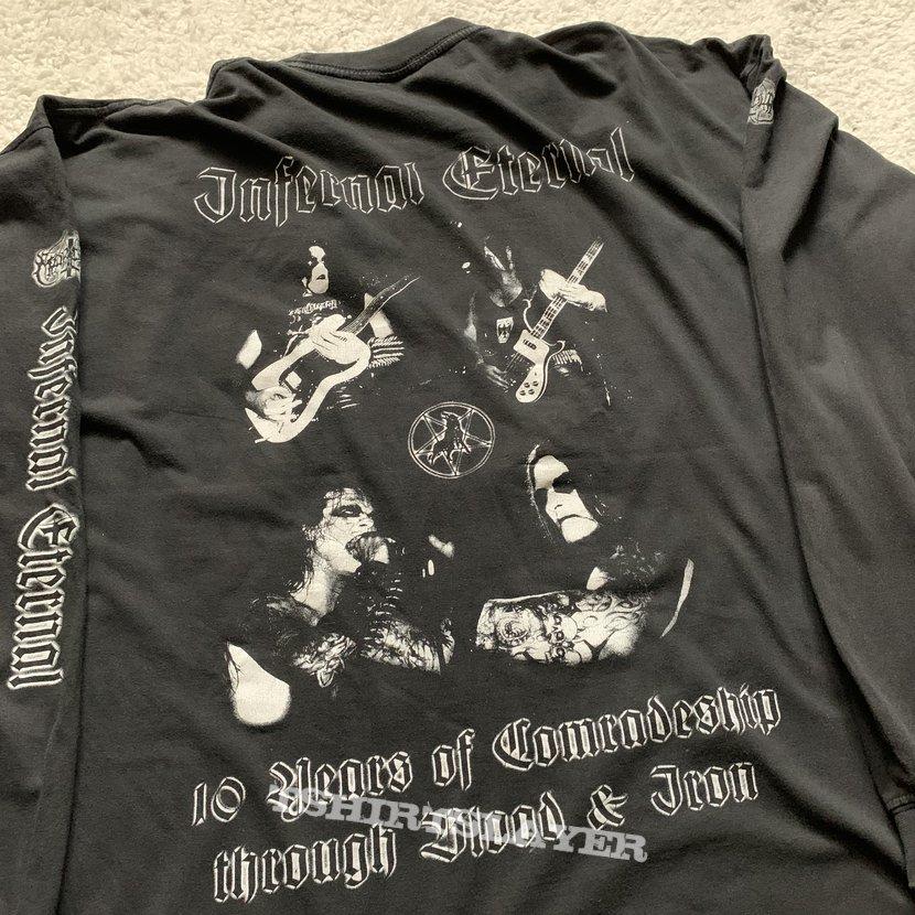 Marduk Infernal Eternal Longsleeve Shirt