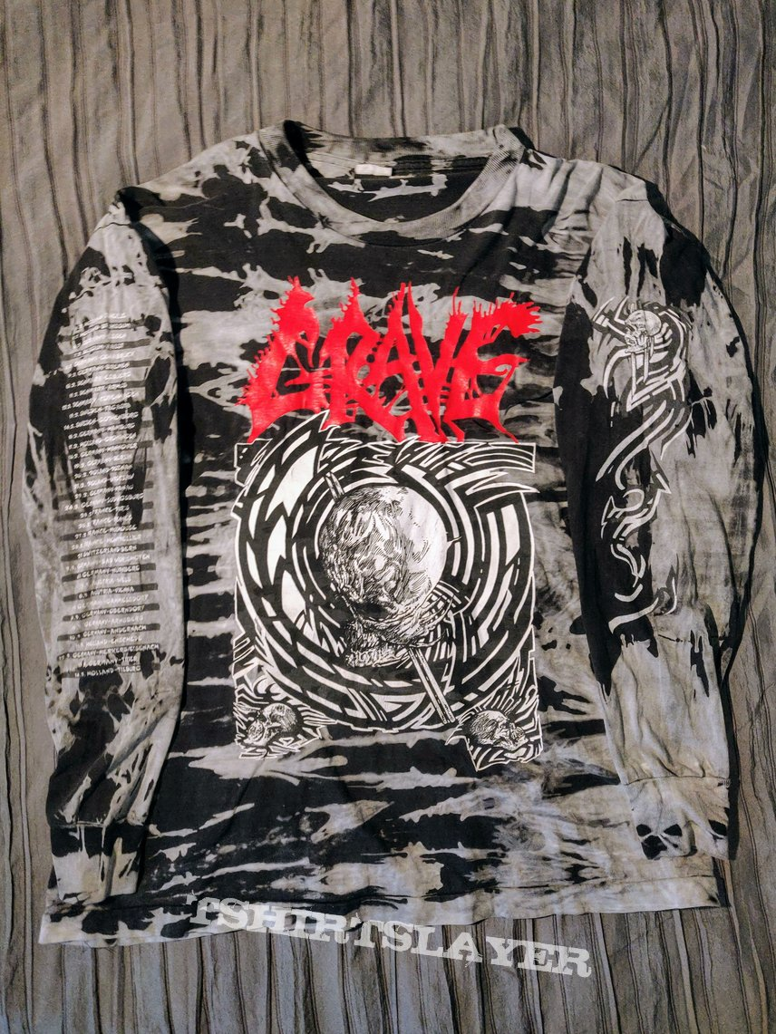 Grave - 1994 Tour Tie Dye Long Sleeve