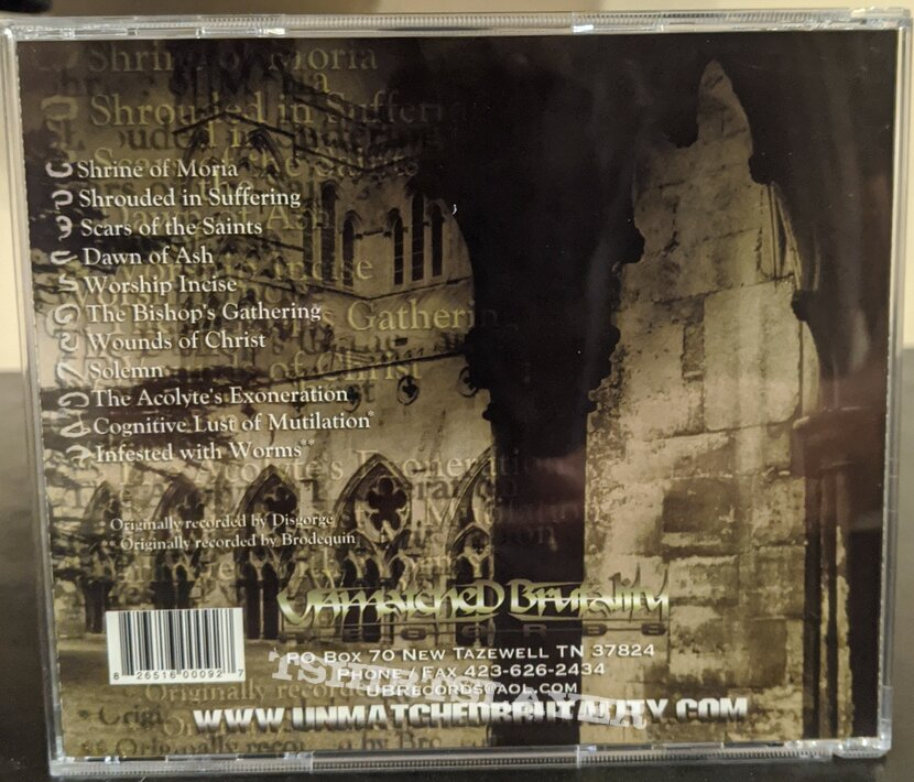 Liturgy - Dawn Of Ash Cd