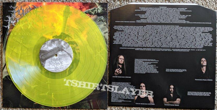 Hour Of Penance - Paradogma Vinyl