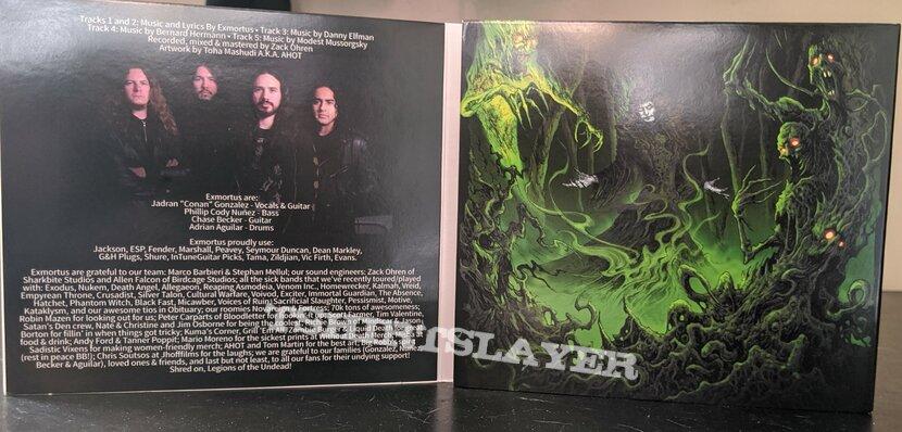 Exmortus - Legions Of The Undead Digipak Cd