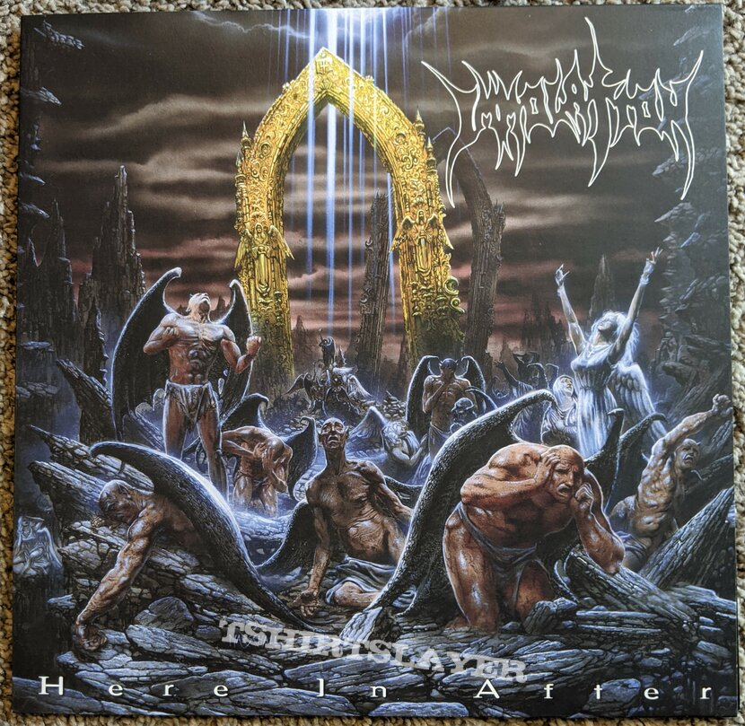 Immolation - Here In After Vinyl