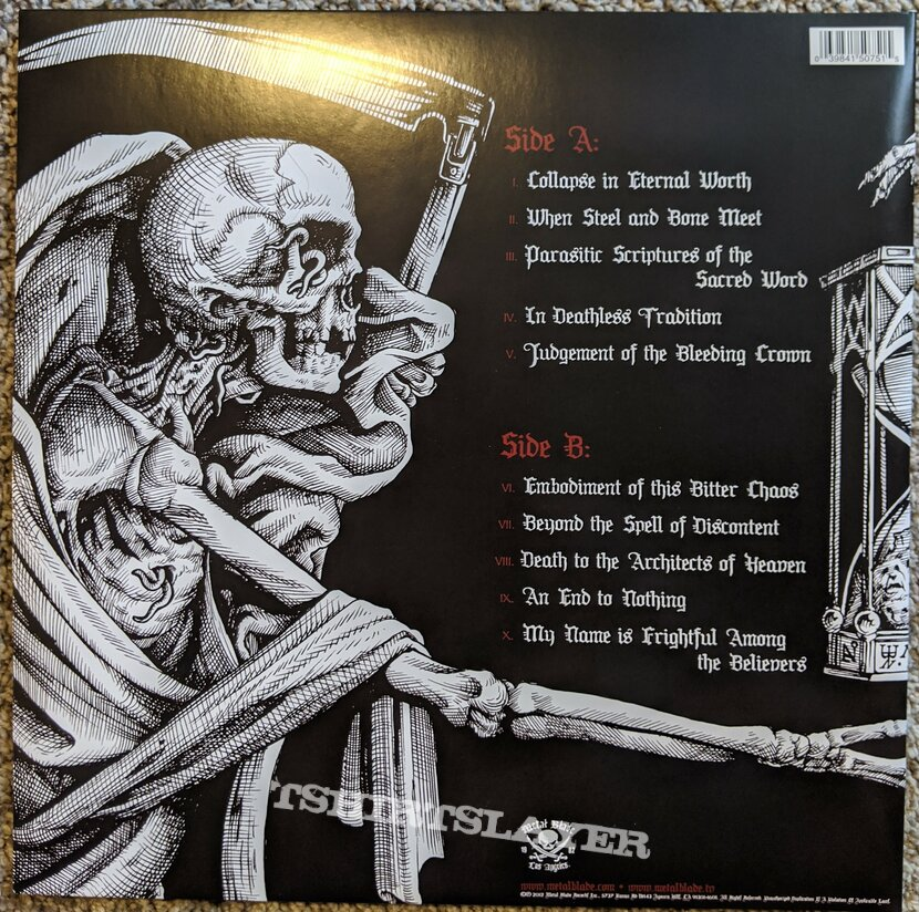 Goatwhore - Blood For The Master Vinyl